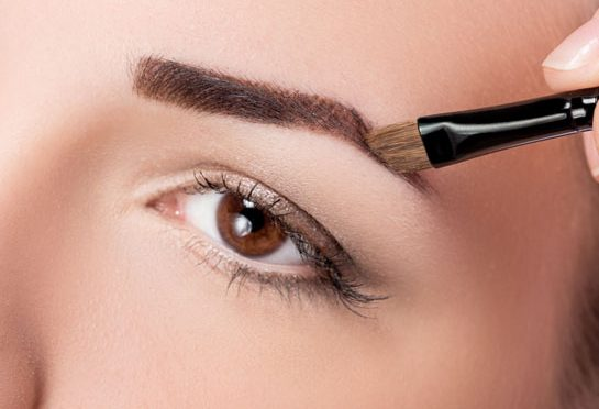 Tinting will enhance your natural eyebrows and eyelashes